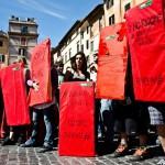 Blockupy DDL Fornero 14 Giugno 2012  Teatro Valle Occupato, Roma